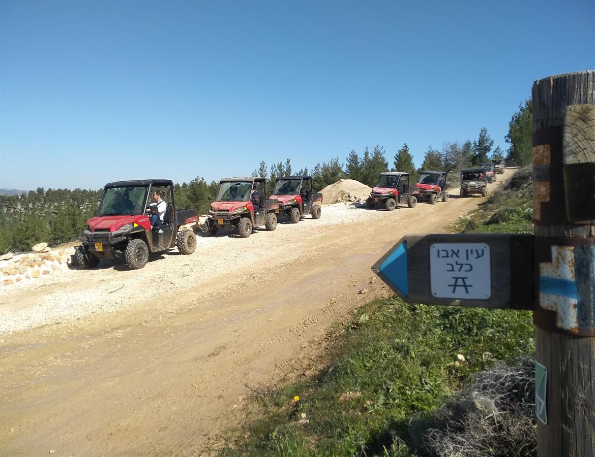 ATV tour in the five springs